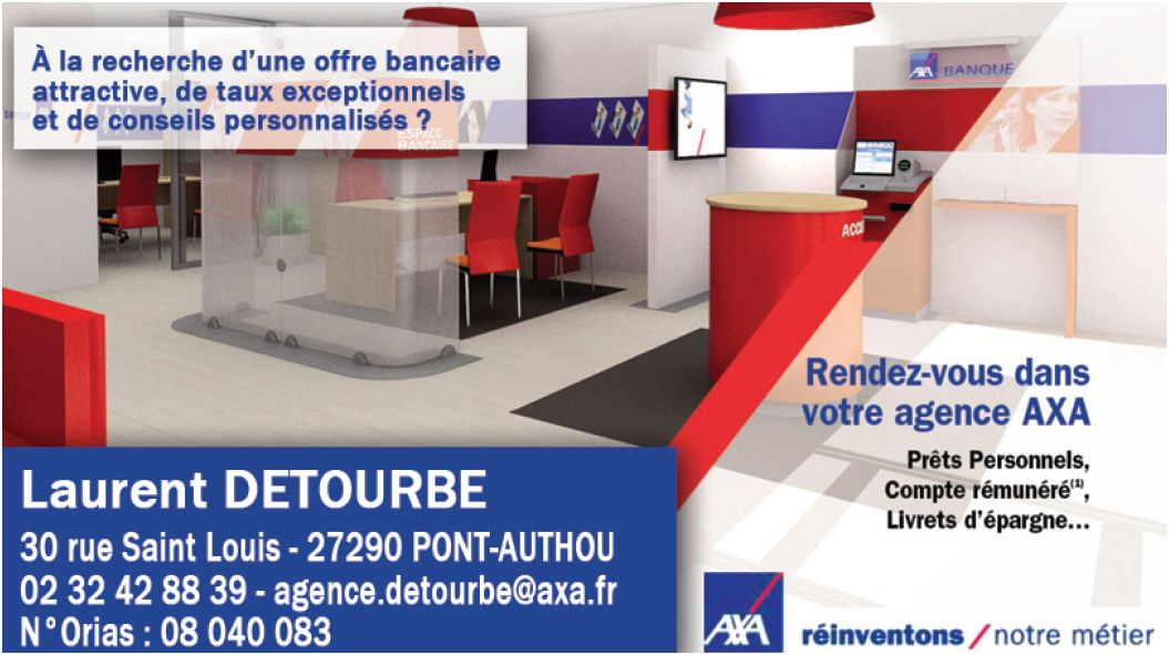 Assurances Axa Pont Authou